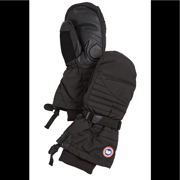 SOLD OUT CANADA GOOSE ARCTIC DOWN MITTENS AUTH LRG